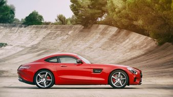 Mercedes AMG GT : la version Black Series confirmée