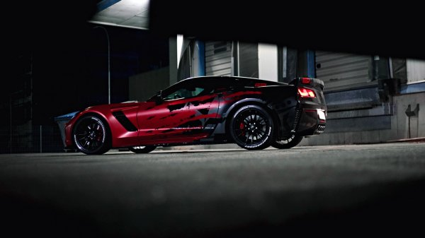Corvette Z06 By BBM Motorsport