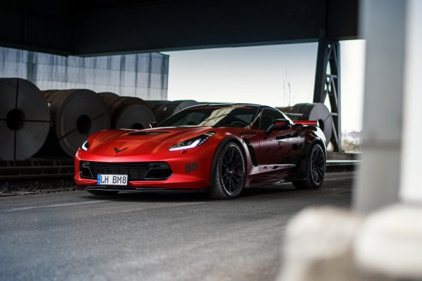 Corvette Z06 By BBM Motorsport