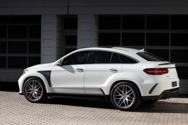Mercedes GLE Coupe 63S Topcar Inferno Kit
