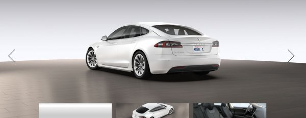 Tesla Model S : restylage officiel