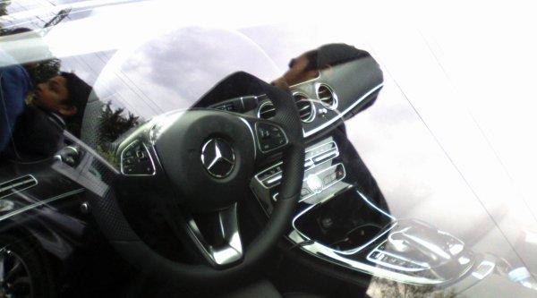 Mercedes Classe E w213 2016
