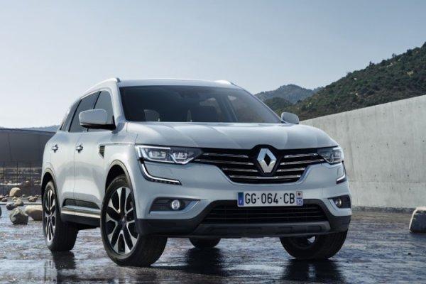 Le Renault Koleos arrive en avance