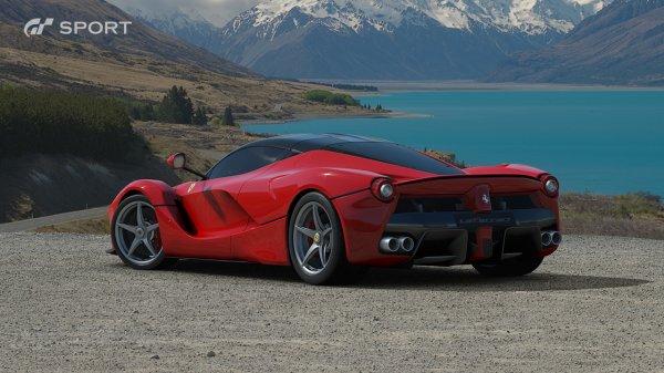 Gran Turismo Sport : Images Ferrari LaFerrari !!!!