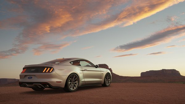 Gran Turismo Sport : images Ford Mustang GT Premium Fastback