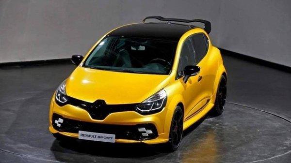 Renault : voici la Clio RS radicale tant attendue