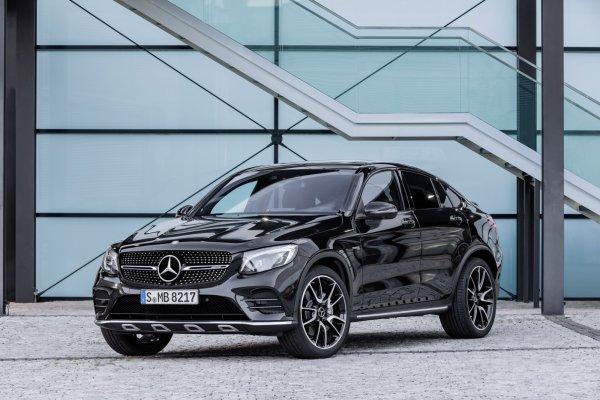 Paris 2016 : Mercedes-AMG GLC 43 4Matic Coupé