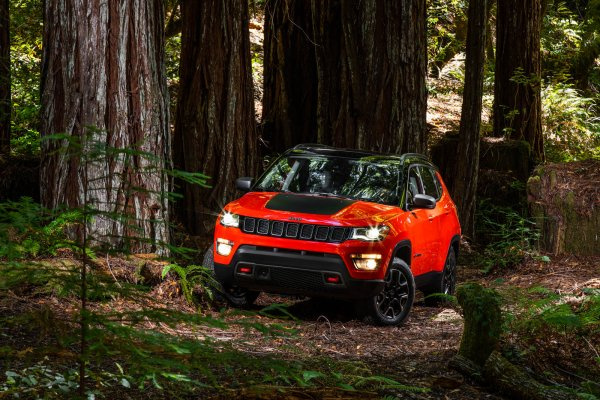 Jeep Compass, c'est officiel