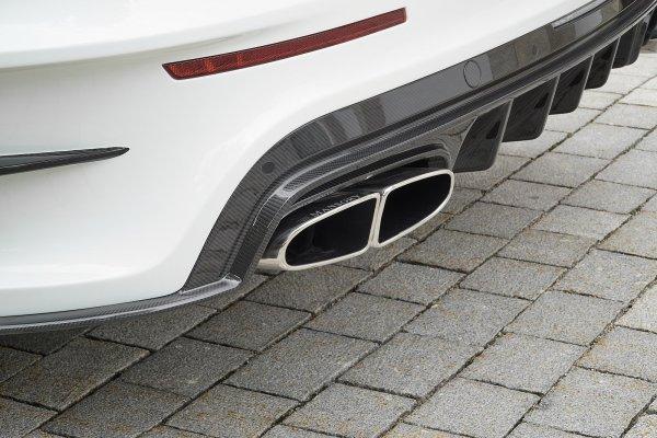 SEMA 2016 : Mansory dégaine sur le Bentley Bentayga