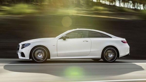 La Mercedes-AMG E63 R Coupé s'annonce déjà
