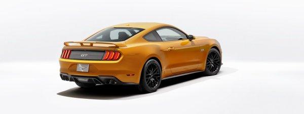 La nouvelle Ford Mustang dit adieu au V6