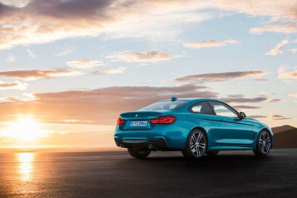 Genève 2017 : BMW Série 4 reliftée