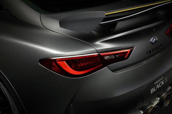 Salon de Genève 2017 : Infiniti lance la Q60 Black S