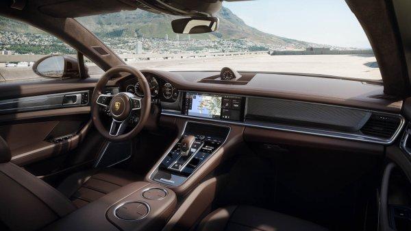 Genève 2017 : Porsche Panamera Sport Turismo