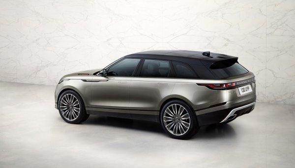 Genève 2017 : Range Rover Velar s'attaque au Macan