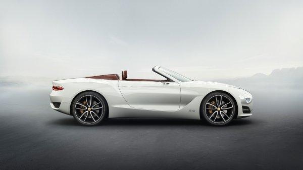 Genève 2017 : Bentley EXP12 Speed 6e Concept