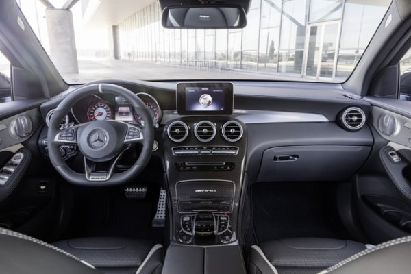 Mercedes-AMG GLC 63 : la GT SUV