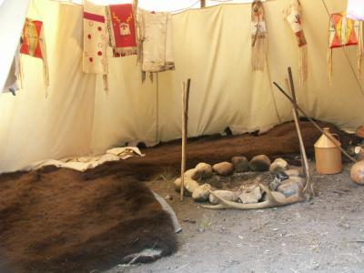 tipi de will peintures d 39 indiens d 39 am rique du nord. Black Bedroom Furniture Sets. Home Design Ideas