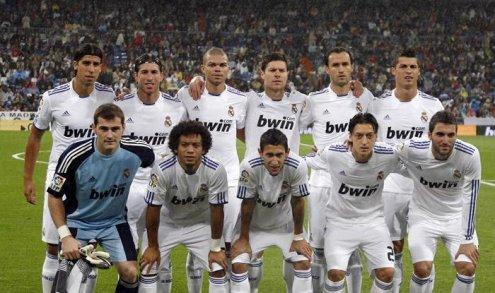 16 mars : Real Madrid 3-0 Lyon (Champions League)