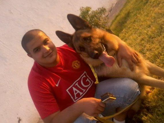 mi amigo y el rey