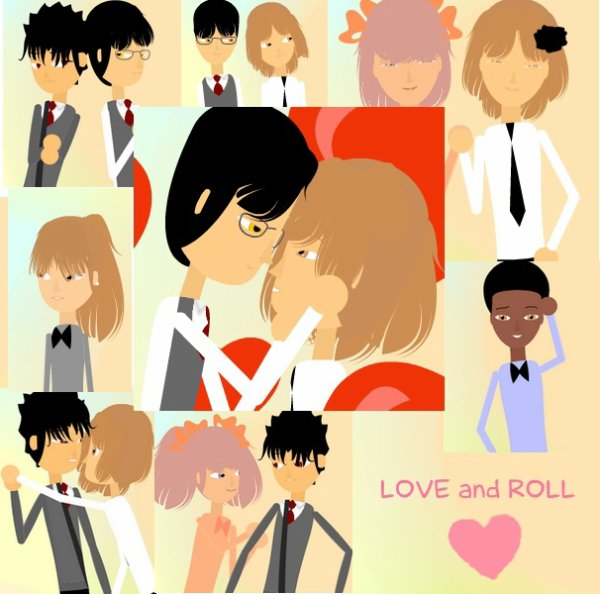 LOVE and ROLL