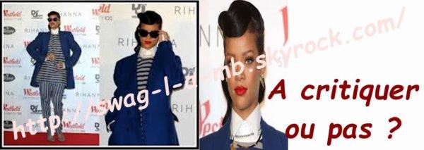 Rihanna : Critique ?