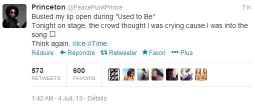 Princeton et Twitter...^^
