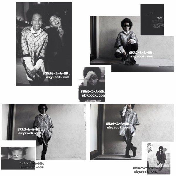 31/10/13. Instagram ♥ + Willow a invité Princeton à son anniversaire (Willoween), donc des photos ont été prises depuis le compte IG de Princeton.