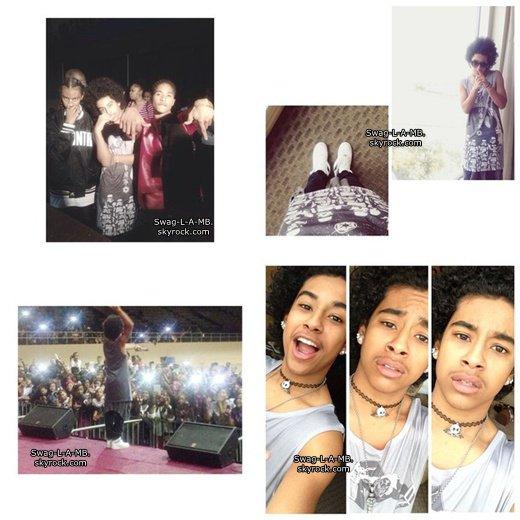 17/11/13. Instagram ♥ + Prince a ajouté des photos.