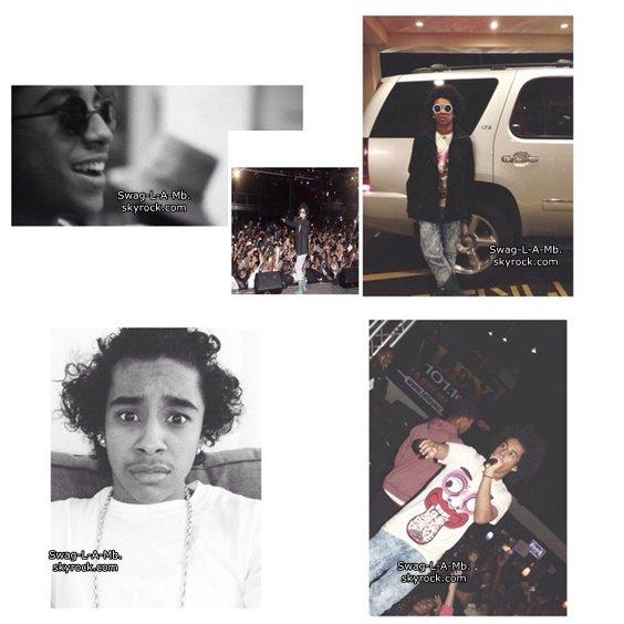 24/11/13. Instagram ♥ + Les garçons ont ajoutés des photos sur IG & ils étaient en concert en Caroline du nord.