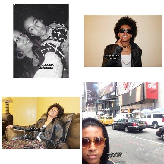 29/11/13. Instagram ♥ + Prince a ajoutés des photos sur son compte IG.