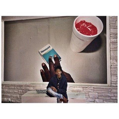 27/02/14. Instagram : Ray Ray a ajouté des photos .
