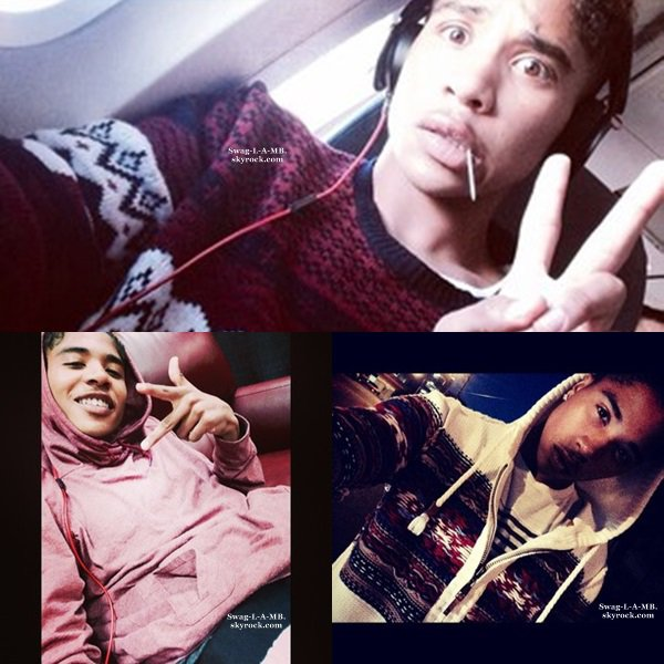 28/03/14. Instagram : Roc Royal a ajouté des photos .