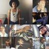 29/05/14. Instagram : Princeton a ajouté beaucoup de  photos .