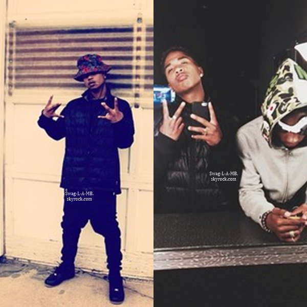 29/05/14. Instagram : Roc Royal a ajouté deux photos .