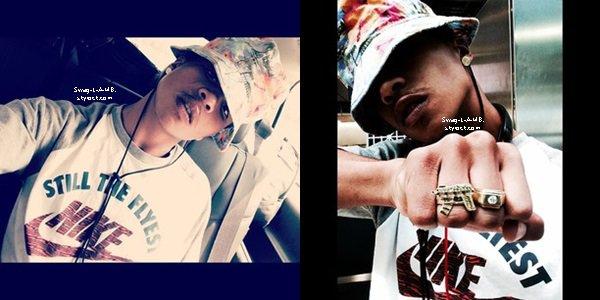 04/06/14. Instagram : Roc Royal a ajouté deux photos.