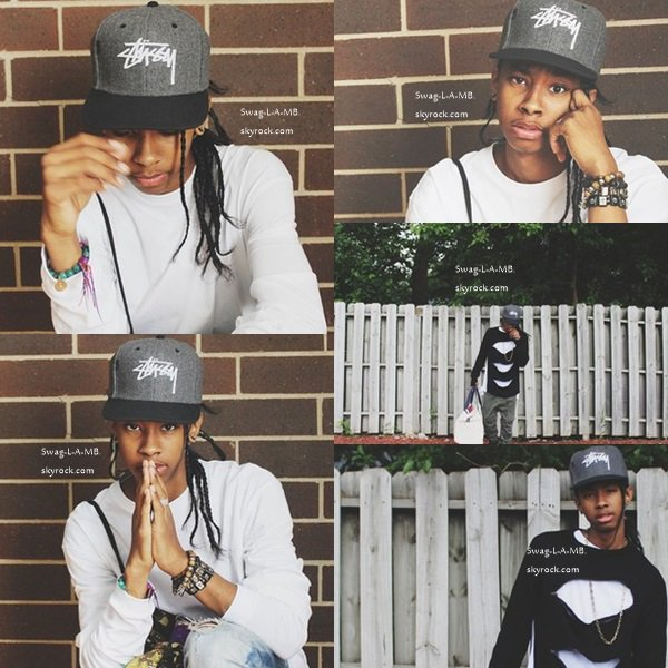 15/06/14. Instagram : Ray Ray a ajouté beaucoup de photos .