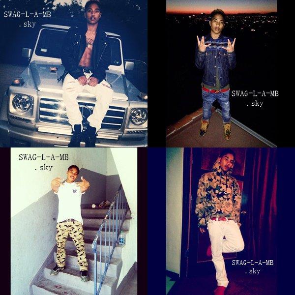 31/10/14 : Instagram - Roc Royal a ajouté des photos sur IG .