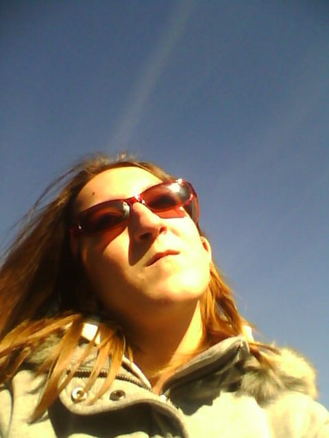 Enfin le soleil =)