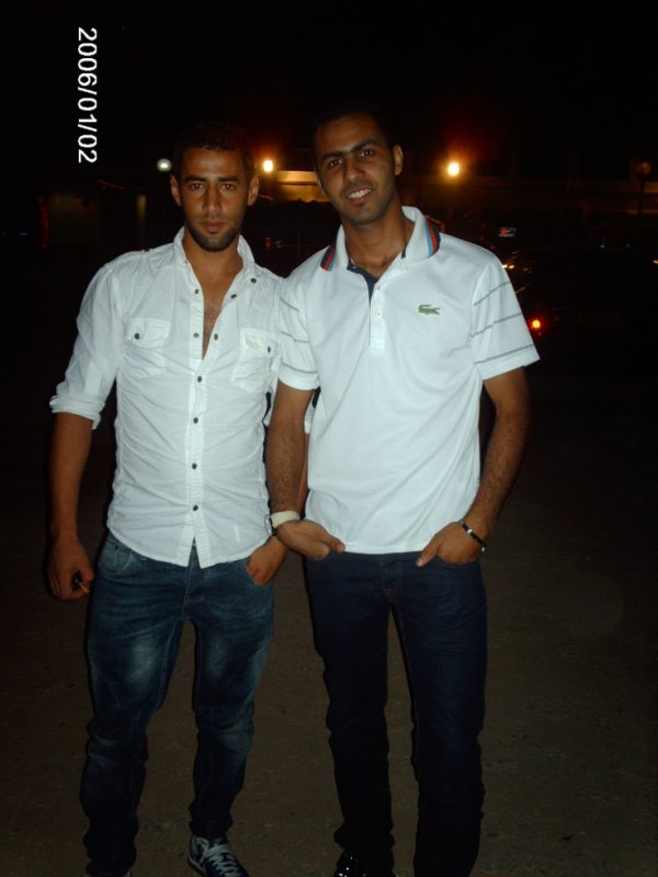 moi et amine sahbi