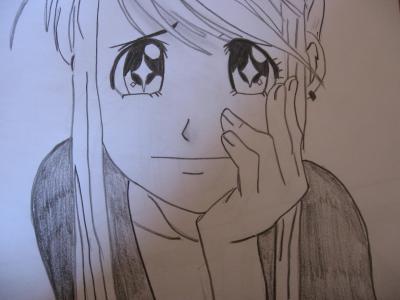 Poste Le Dimanche 07 Septembre 2008 09 30 Mes Dessins Manga