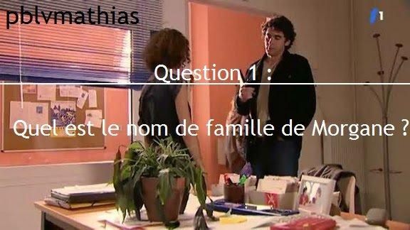 [QUESTIONS DE LA SEMAINE]
