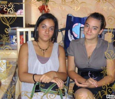 moi et djamila (ma ptit soeur )