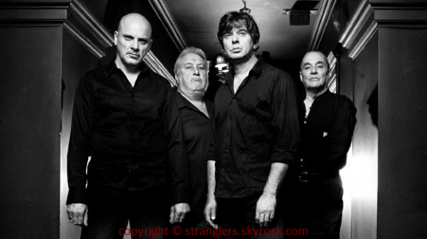 WELCOME HOME • THE STRANGLERS