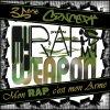Mon RAP, c'est mon arme / Tu connais la musique - Skribe (Kon7ept) (2011)
