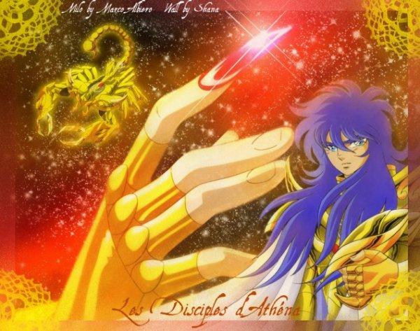 le chevalier d'Or du Scorpion