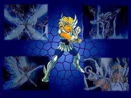 hyoga le chevalier du signe