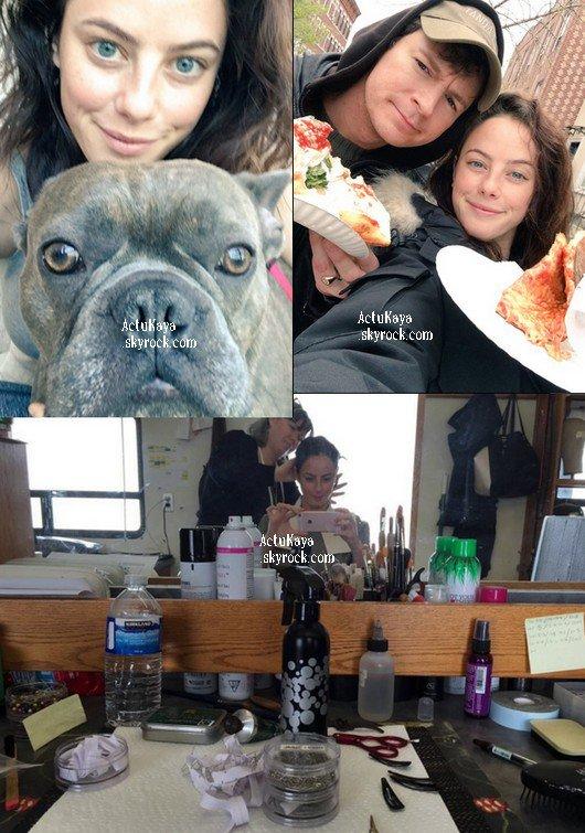 Les photos Twitter de Kaya du 09.04 au 09.05 2016