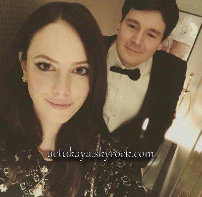 11.02.2017 - En route pour la soirée Pre-BAFTAs de Charles Finch & Chanel, à Londres.