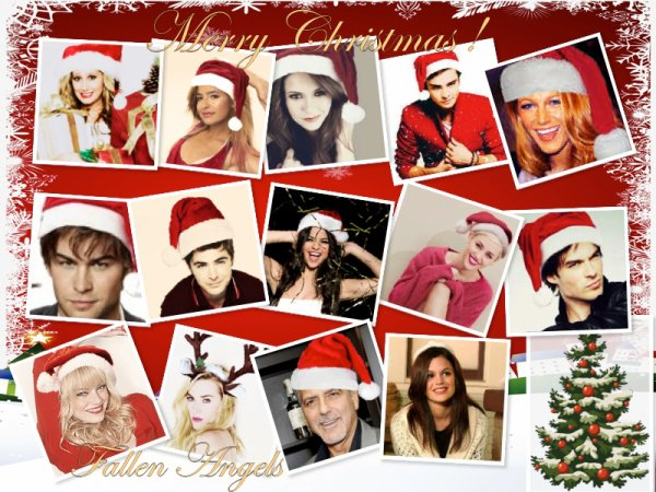 Chapitre 18 : Joyeux Noël
